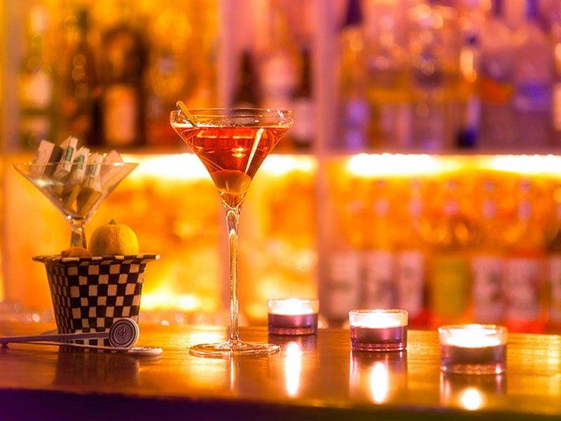 Cocktail Club: The Best Hotel Bars from the 2015 Gold List