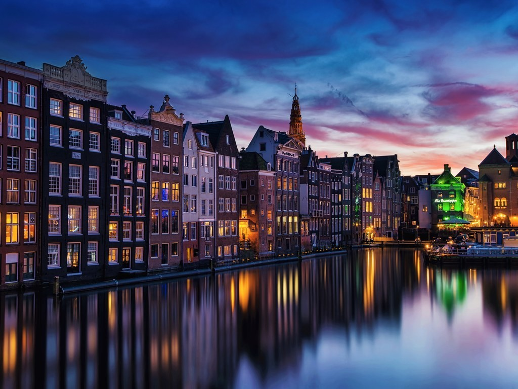 12 Days of Travel: U.S. to Amsterdam From $470 Round-Trip