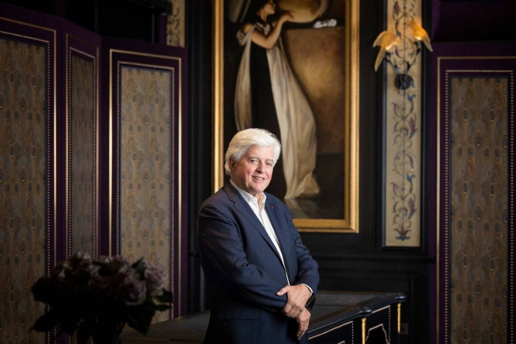 How Jacques Garcia, the Man Behind the World's Greatest Hotels, Spends His Time Off