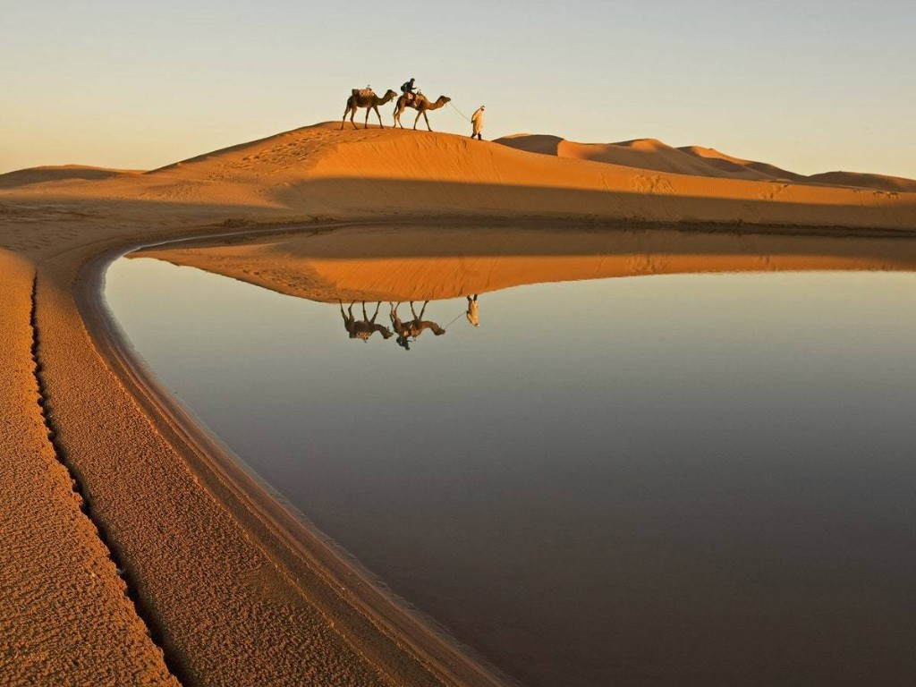 The Most Beautiful Deserts in the World