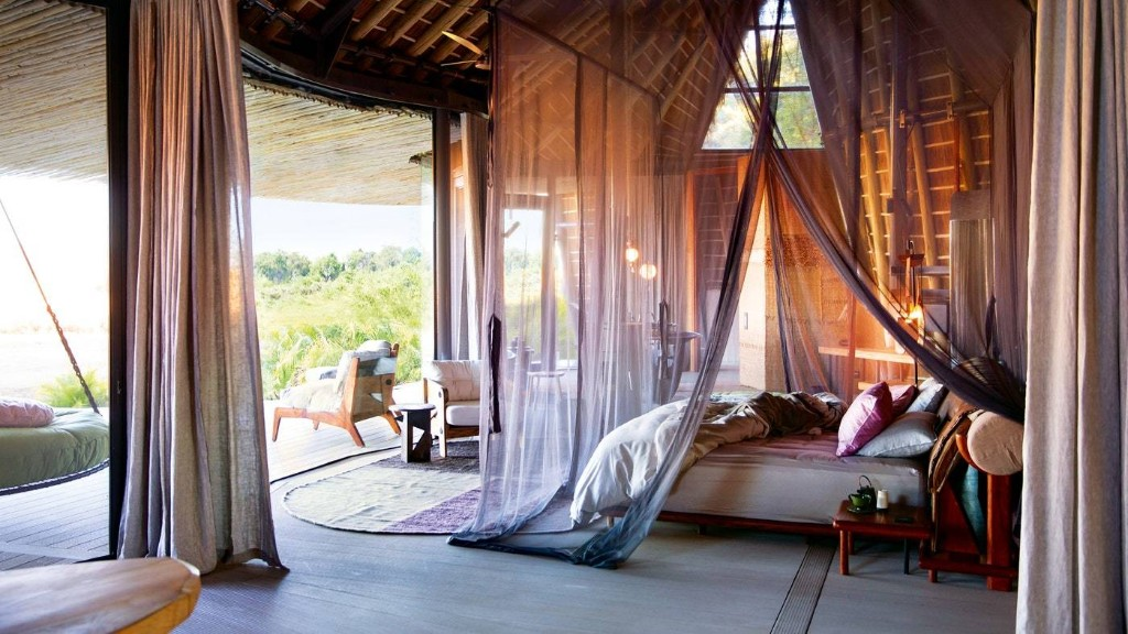 A First Look at Jao, Botswana's Game-Changing Safari Lodge