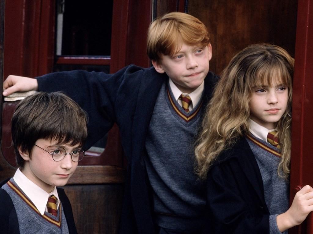Harry Potter - Magazine cover