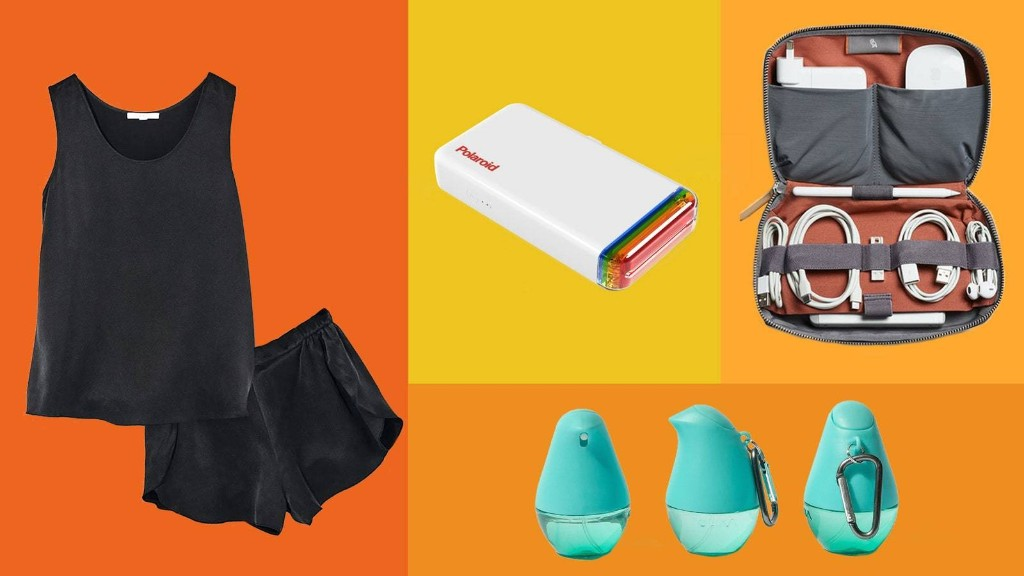27 Travel Gifts for Those Who Can't Wait to Get Back out There