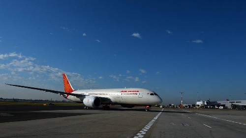 Air India Flight Forced to Land After Rat Is Spotted On Board