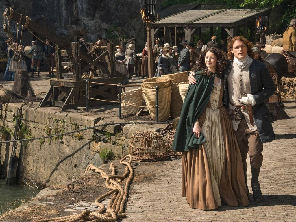 Outlander Filming Locations Around the World