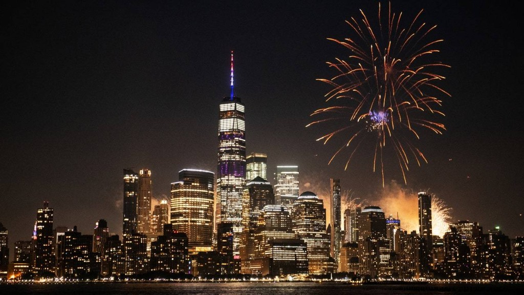 Where to Watch 4th of July Fireworks in NYC