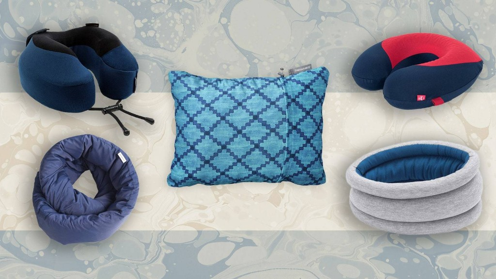 14 Best Travel Pillows to Help You Sleep on a Plane