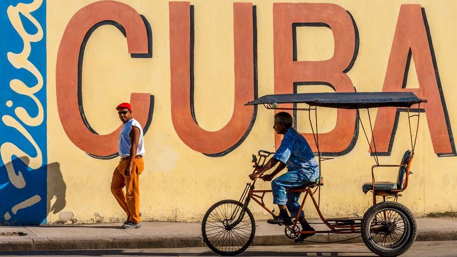 Cuba - Magazine cover