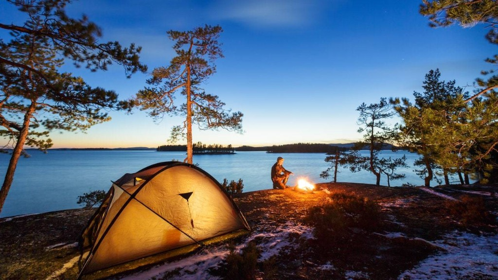 Where to Rent Camping Gear
