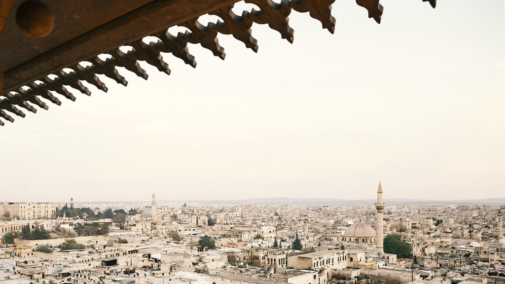 Syria Before the War: Reminiscing on a Trip to Aleppo