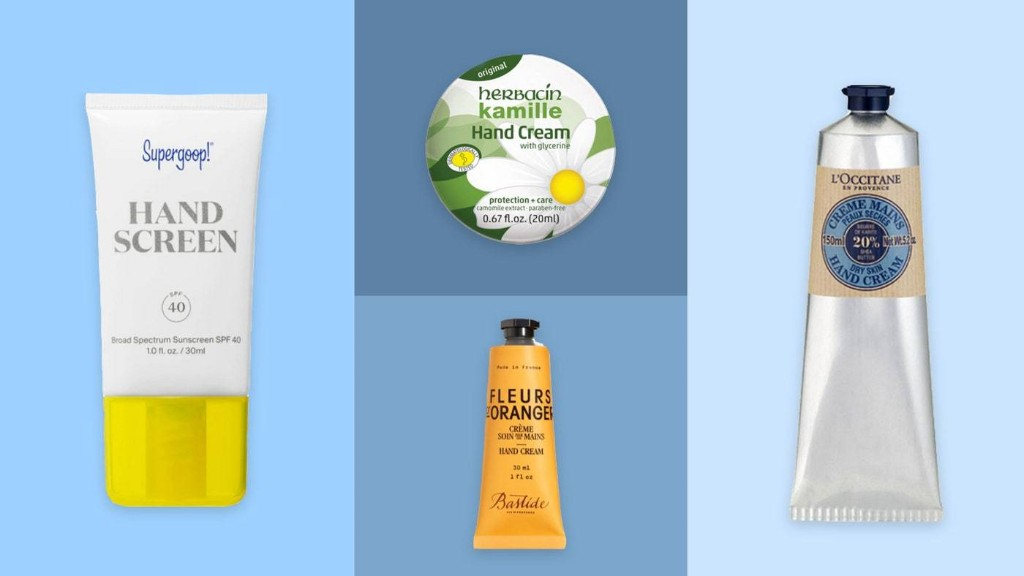 9 Best Hand Creams to Soothe Dry Skin