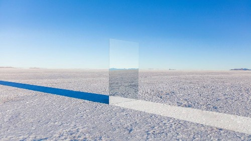 How Gray Malin Captured These Trippy Mirror Photos in Bolivia's Salt Flats