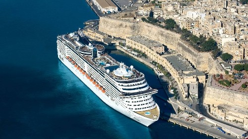 What's Happening to All the Halted Cruise Ships During Coronavirus?