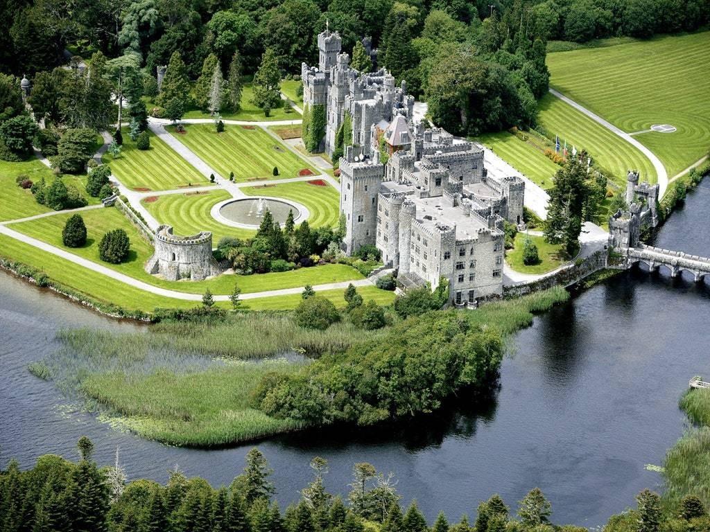 The Best Castle Hotels in Ireland