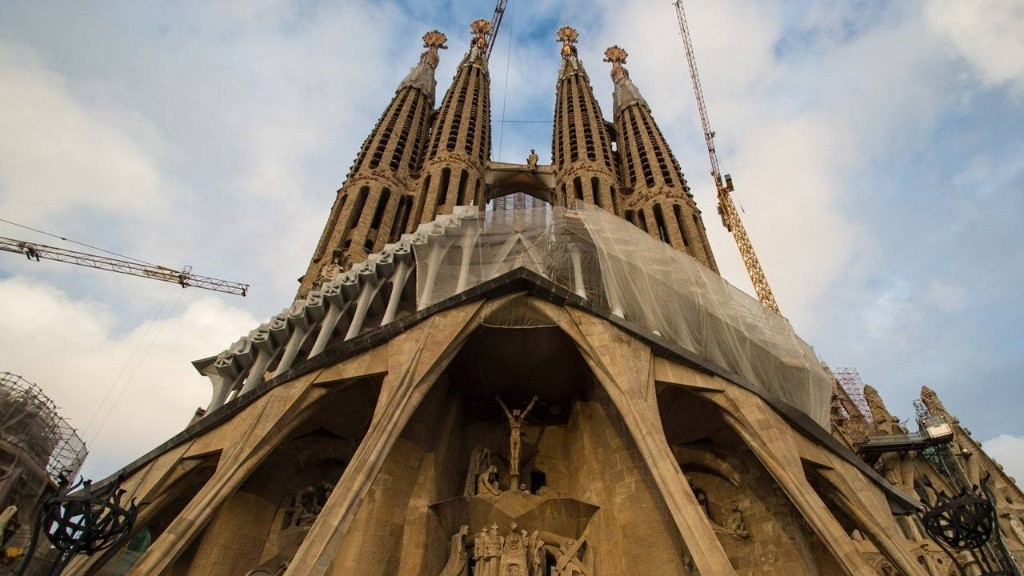 Gaudí's Barcelona Basilica May Soon Be Completed—A Century Later