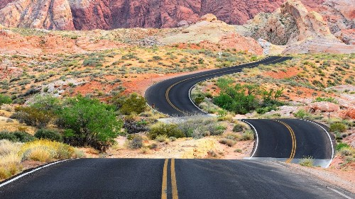 10 Best U.S. States for Road Trips