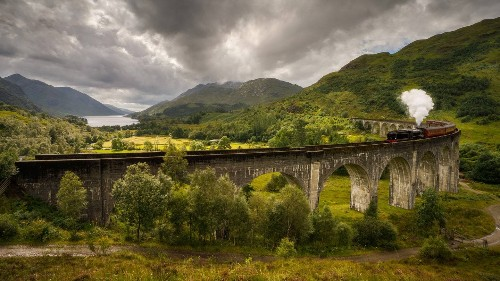 The Best European Train Trips