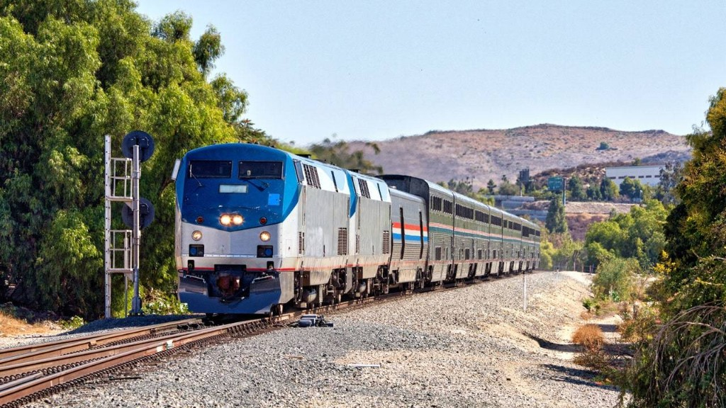 Amtrak's Black Friday Sale Means 50 Percent Off Train Travel