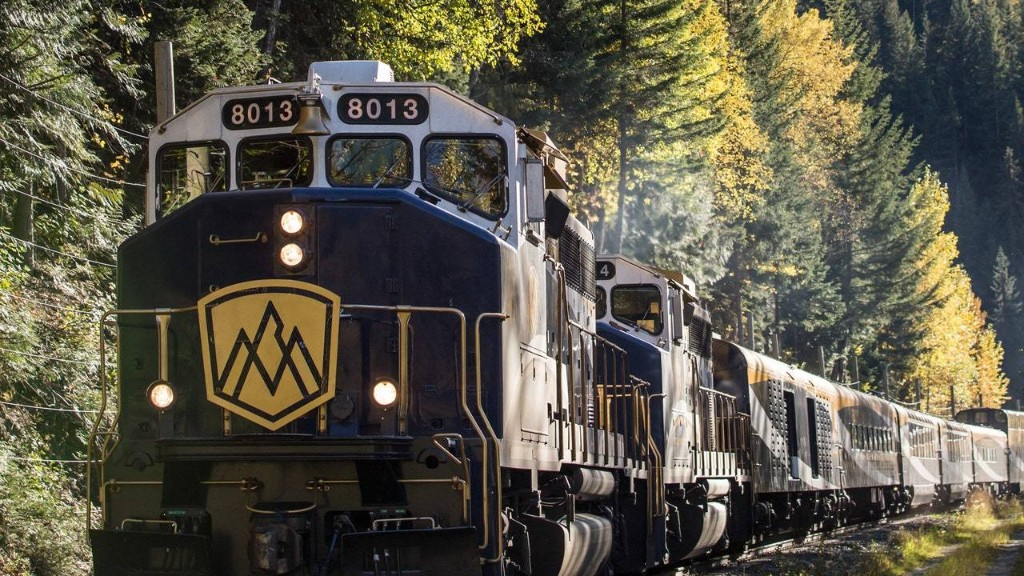 Canada's Rocky Mountaineer Train Is Heading to Colorado and Utah