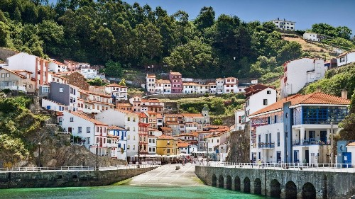Inside Cudillero, Spain's Secret Crayola-Colored Town