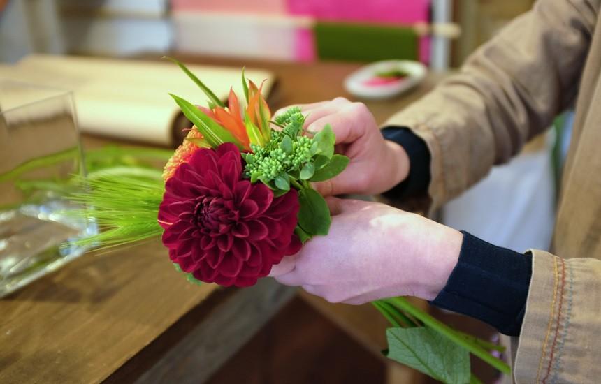 横浜で人気の花屋さんが北海道に移住した理由