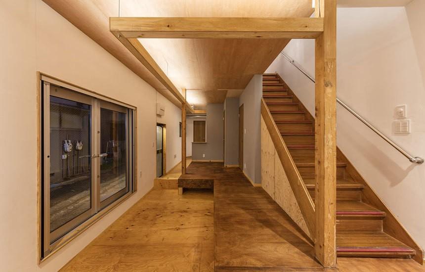 企画から設計、運営まで。若手建築家が手がける、リノベーションシェアハウス