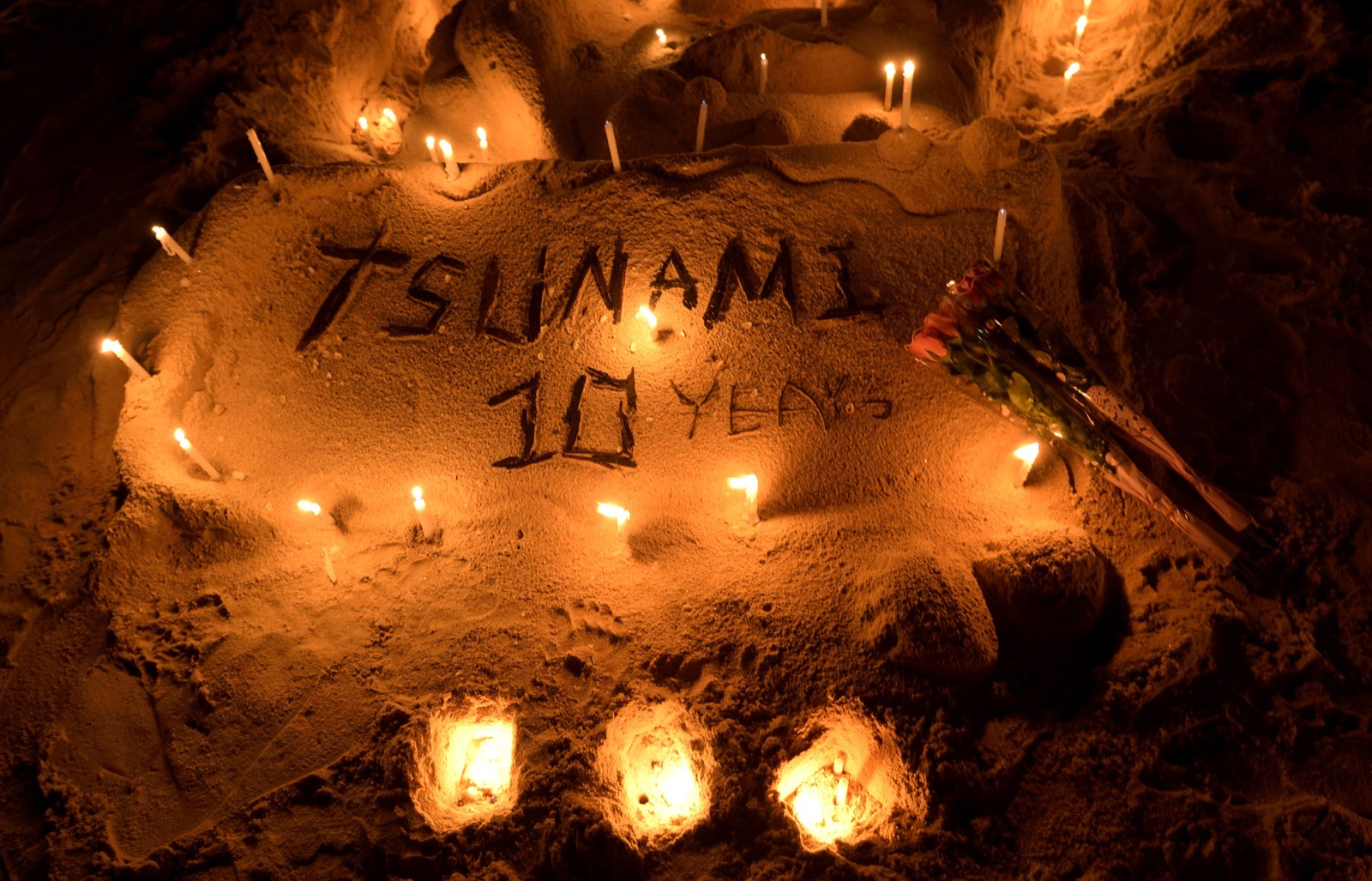 Tsunami 10 Years Later in Pictures