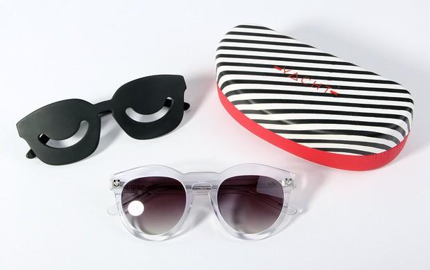 Sunglasses - Magazine cover