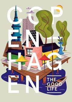 Copenhagen and Berlin Trip  - cover
