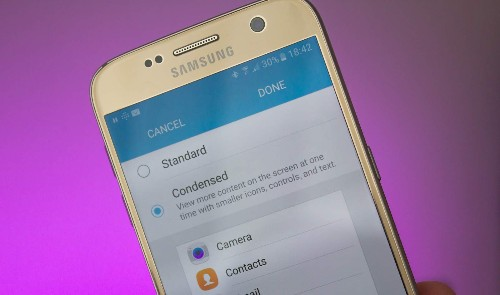Samsung brings display scaling to Galaxy S7 and S7 edge