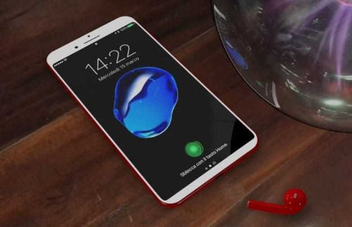 Cool iPhone 8 concept imagines iOS without a Home button