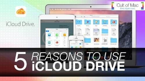 5 ways iCloud Drive will upgrade your life