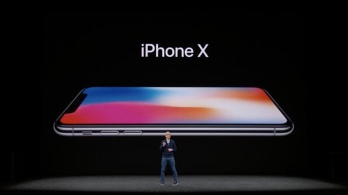 Foxconn has apparently shipped out its first batch of iPhone X orders