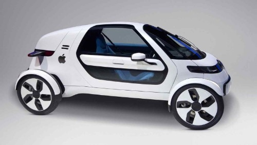 The Onion takes on the Apple car