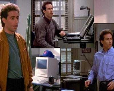 Today in Apple history: Apple fan Jerry Seinfeld joins the dark side