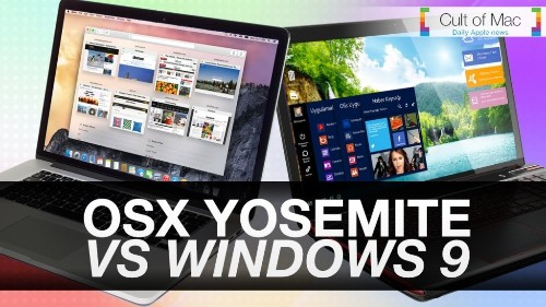 Why Windows 9 could give OS X Yosemite a run for its money