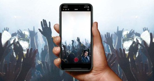 Two new apps record front-and-rear iPhone video simultaneously
