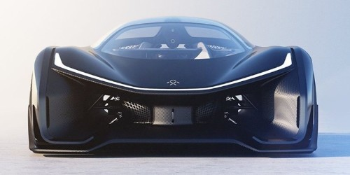 Faraday Future is taking on Apple Car with a Batmobile