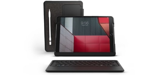 Future-proof your iPad keyboard case with ZAGG Nomad Book