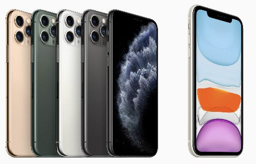 iPhone 11 supposedly capable of two-way wireless charging