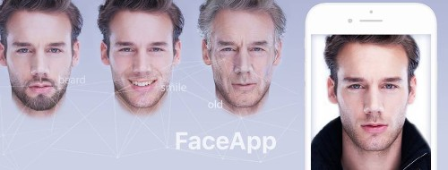 Is viral FaceApp stealing your photos? Not all of them