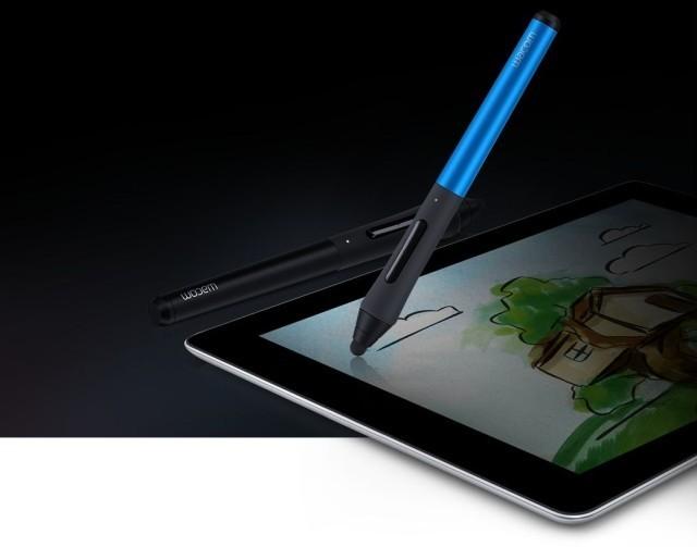 Wacom Produces Pressure Sensitive iPad Stylus — Finally!