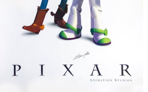 Steve Jobs autograph takes Toy Story poster to $25,000 … and beyond!
