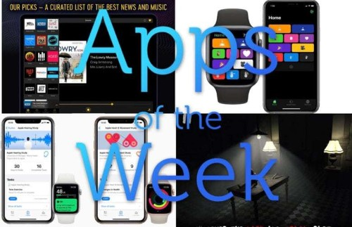 The best radio, shortcuts, research, and horror apps this week