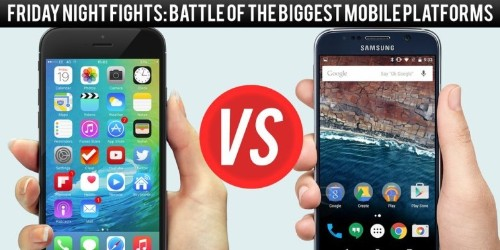 Android M vs. iOS 9: A battle of the giants