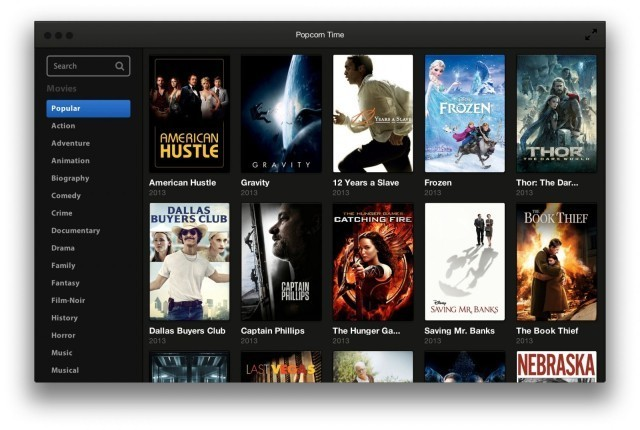 Popcorn Time, The Netflix For BitTorrent, Has Shut Down