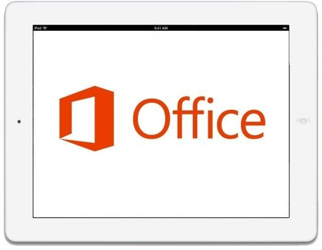 Steve Ballmer Confirms Office Will Come To iPad When It's Ready For The Touchscreen