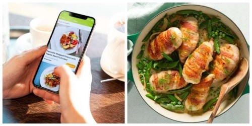 Healthy recipes prove easy with this meal-planning app [Deals]