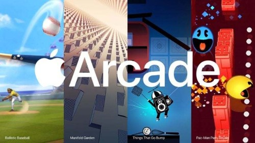 Apple Arcade adds PVP Pac-man and baseball games, plus three more