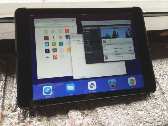 I tried split-screen multitasking on the iPad, and here's what I discovered
